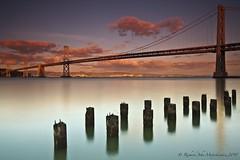 Bay Bridge - San Francisco, California, USA photo by Rich Capture