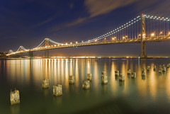 Bay Bridge - A Timeless Span photo by David Shield Photography