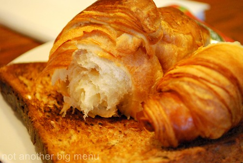 Scotland weekend - Croissant