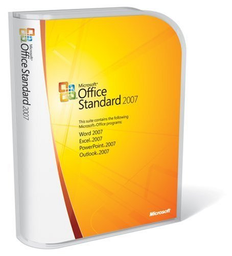 Cheap Microsoft Office Standard 2007 FULL VERSION