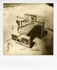 Polaroid 250 photo by Greg Fiala