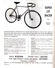 Fentons of York , lightweight & racing cycle specialists .. photo by Mark Gell