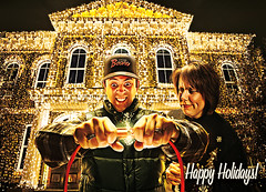 Christmas card 2009 photo by brian kaldorf