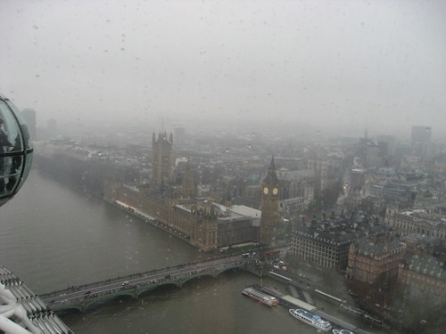 Londra dalla London Eye