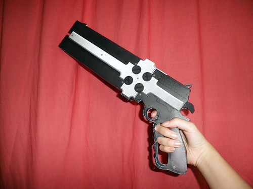 Discover spectacular photography on Flickr  Home New  amp  Popular    Gungrave Cerberus Guns
