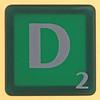 scrabble letter D