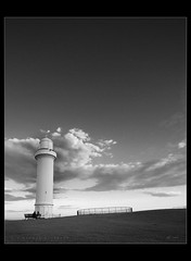Lighthouse Silhouettes photo by fischstarr