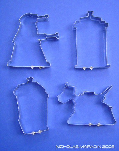 Doctor Who Cookie Cutters_resized photo by Nidaram