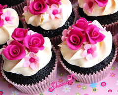 Shades of Pink photo by ~Très Chic Cupcakes by ShamsD~