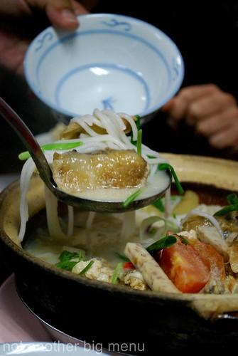 Da Chuan, M'sia - Fish head noodle 3