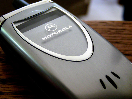 TDMA Motorola