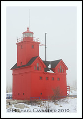 Big Red - Holland Lighthouse