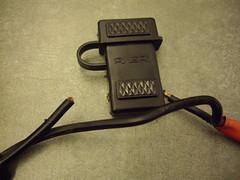 broken heated vest cable