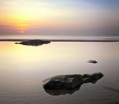 Embo Volcanic Sunrise photo by Stuart Stevenson