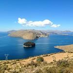 Lac Titicaca, Isla del Sol (Bolivie)