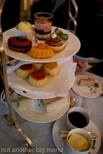 Brown's - afternoon tea 2