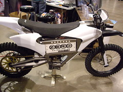 Zero Motorcycles Electric Dirtbike