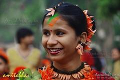 """Smile... an ever lasting smile"" photo by AmitabhaGupta"