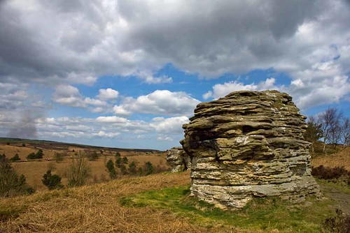 Dalby Forest Bridestone