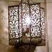 Filigree lantern