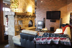 Christmas loft 2009 photo by brent flanders