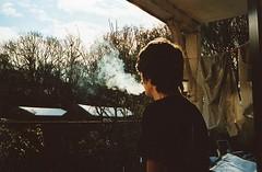 smoke cloudboy photo by Adele M. Reed