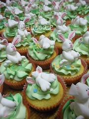bountiful bunch of bemused bunnies photo by The Whole Cake and Caboodle ( lisa )