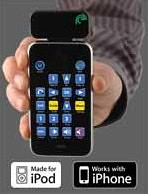 NewKinetix Introduces Plug-in Universal Remote Control Accessory for IR Control of AV Devices using the iPhone and iPod touch