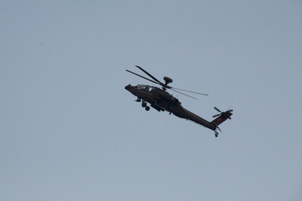 RSAF AH-64 Apache