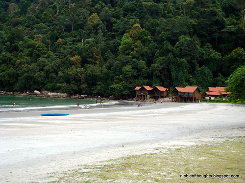 Pangkor Island Beach Resort's beach
