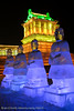 Harbin Ice and Snow World Sculptures