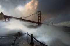 Golden Gate Leviathan photo by photofanman