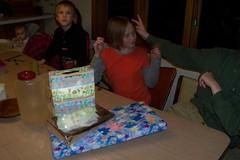 Clara's Presents
