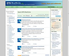 IBM BlueWorks Online BPM Community