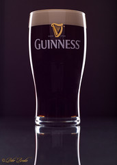 Guinness photo by Peter Brake