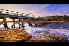 Bare Island Bridge, Sydney photo by Christopher Chan