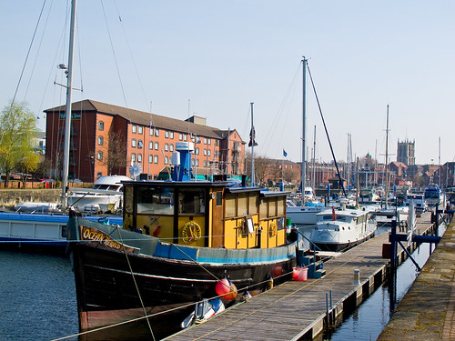 Hull Marina Ocean Herald Again
