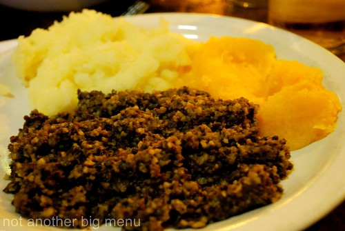 Scotland weekend - Haggies, neeps and tatties 2