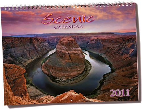 FINALLY! The Scenic Southwest Calendar... photo by MikeJonesPhoto
