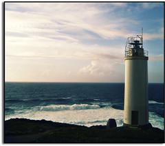 Faro de Laxe Galicia photo by alma-81