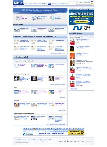 ASP.NET MVC - New