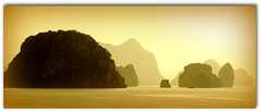 Evening in Halong Bay photo by Dave Hilditch Photography