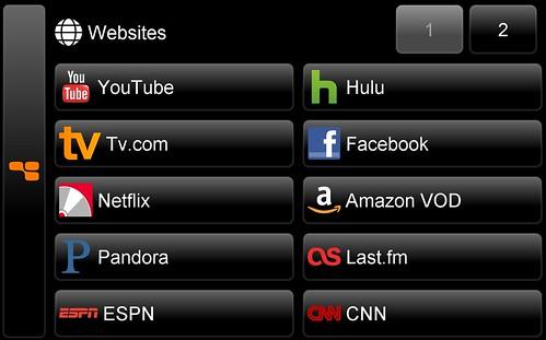 GlideTV Websites