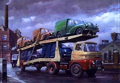 Austin Carrimore Car Transporter 1954 photo by jeffriesmike11