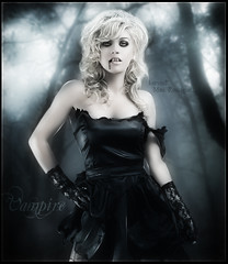 Kelly Clarkson - Vampire photo by Kervin R.