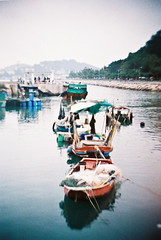 Cheung Chau Island (Film) - 13 photo by Kevin Law Photography