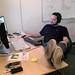 Fabricio Enjoys the Post Launch Blogging
