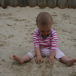 Playing in the sand<br/>12 Jun 2010