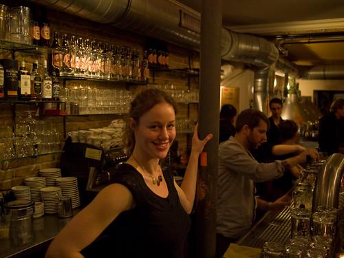Bar Lady