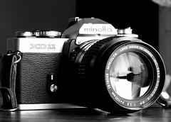 Minolta XD11 photo by mgtelu